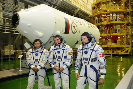 Soyuz TMA-18M 35