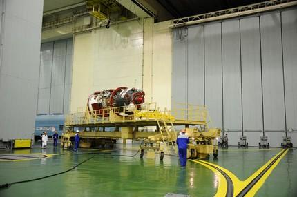 Soyuz TMA-18M 42