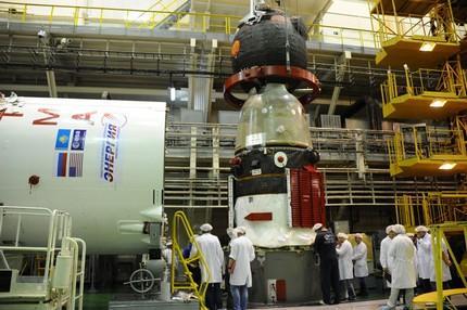 Soyuz TMA-18M 45