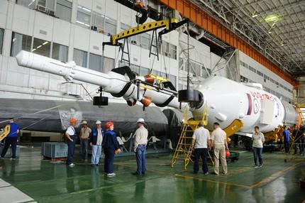 Soyuz TMA-18M 61