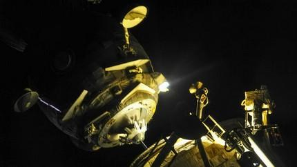 Soyuz TMA-18M 100