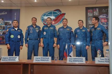 Soyuz TMA-18M 78