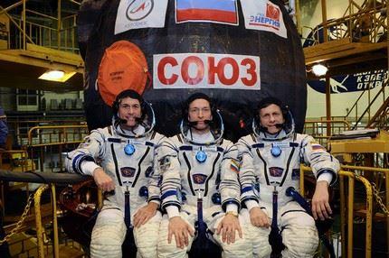 SoyuzTMA20M 34