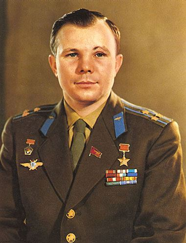 Gagarin, Yuri