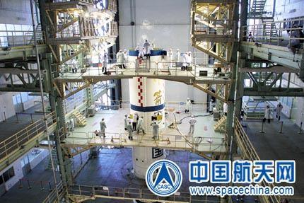 Shenzhou-10 preparativos