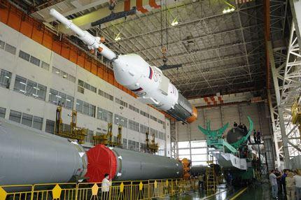 Soyuz TMA-09M 019