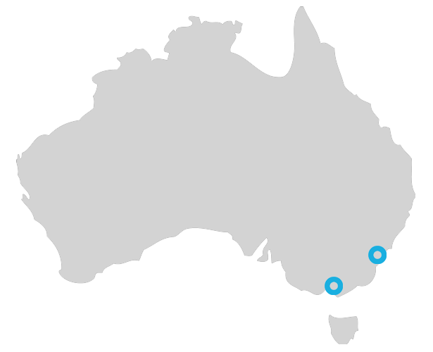 Orbital Recruitment Group has offices in Sydney & Melbourne