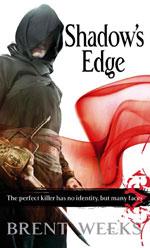 Shadow\'s Edge by Brent Weeks, US / UK paperback