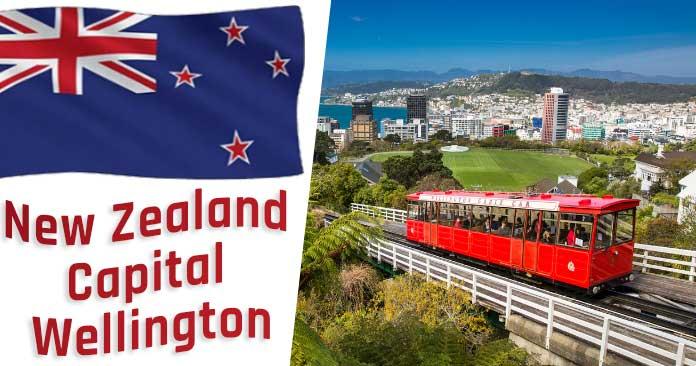 New Zealand Capital Wellington New Zealand