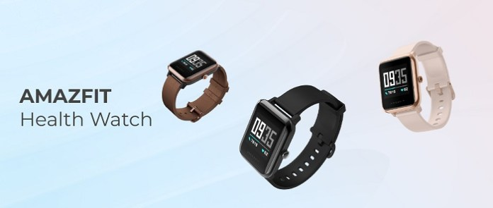 Amazfit Health Watch looks after your heart