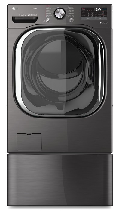 Artificial Intelligent Direct Drive, lg Home Appliances, washing machine, wash