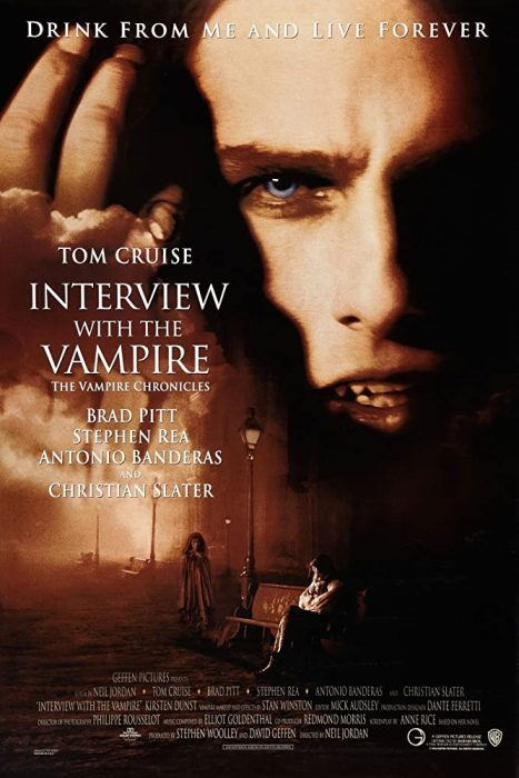 Mystical drama Interview with the Vampire A Chronicle of the Life of a Vampire best movies