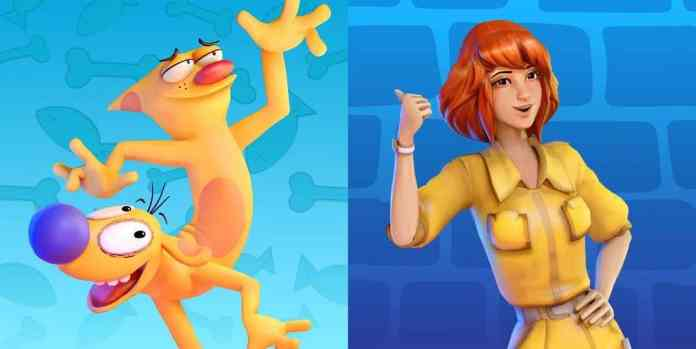 Nickelodeon All-Star Brawl: CatDog and April O'neil are new playable characters