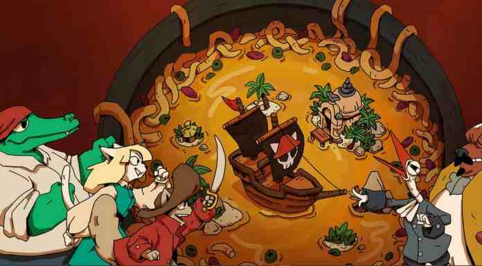 Soup Raiders is a fun tactical RPG coming to Switch