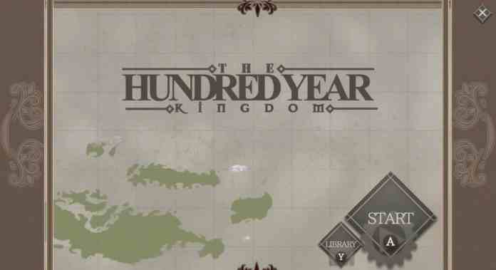 Turn-based Simulator, The Hundred Year Kingdom, has been announced for Switch