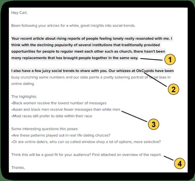 7 Media Pitch Examples to Help You Get Noticed  Orbit Media Studios