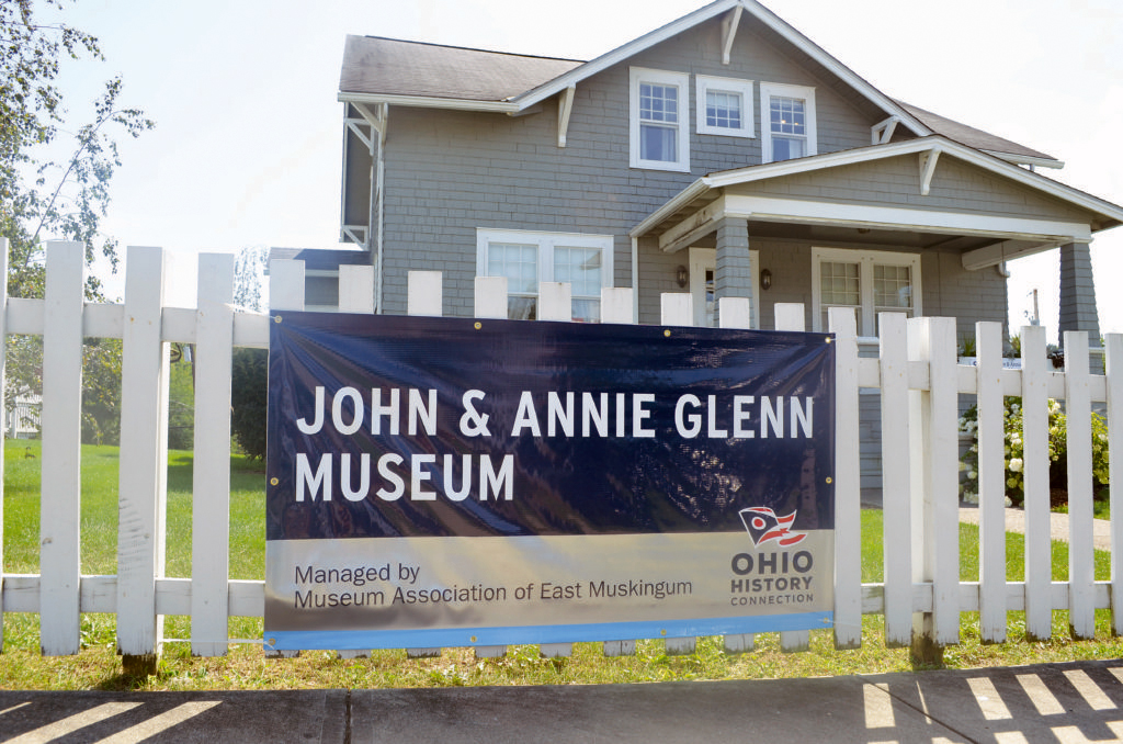 Ohio House Designates Glenn Home as State Historic Site