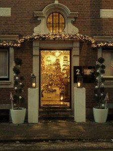 Entree Kerstwinkel