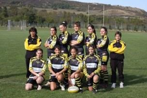 Cadettes saison 2009-2010