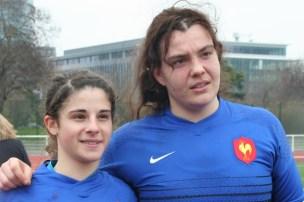 Menanteau et Vaz équipe de France U20 Saison 2011-2012