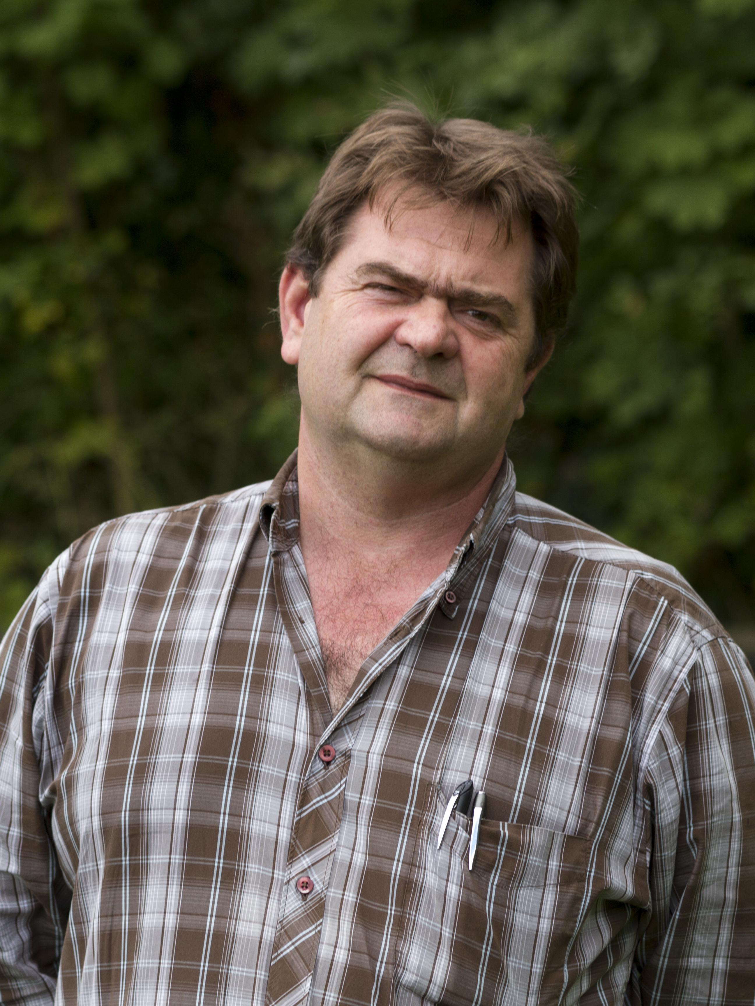 Marc Lavialle - président