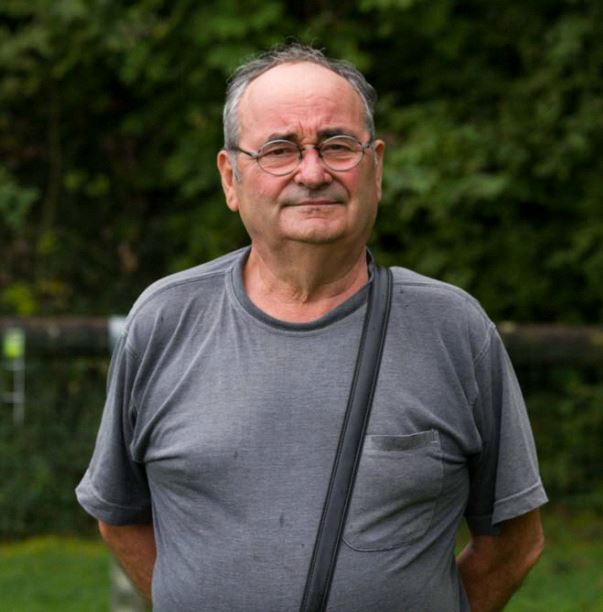 Robert Lavialle - bénévole