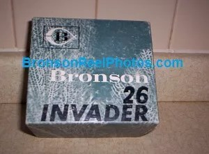 "Bronson ""Invader"" No.26 Reel 2"