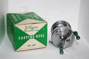 JC Higgins Reel Model 487 by Bronson A
