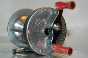 JC Higgins Reel Model No. 537.3103 by Bronson 2