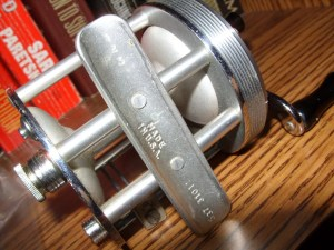 JC Higgins Reel Model No. 537.31011 Made by Bronson 1