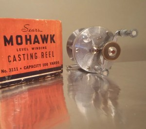 """Mohawk"" Reel No.312.3111 Interesting Non-Factory ""Modification"""