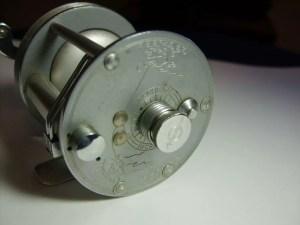 JC Higgins Reel Model No. 537.31011 Made by Bronson 3