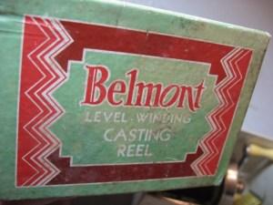 Bronson Belmont Reel 3152 E