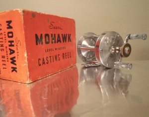 """Mohawk"" Reel No.312.3111 Interesting Non-Factory ""Modification"" B"