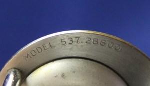 J.C. Higgins Model 300 400 Reels Made by Bronson 7