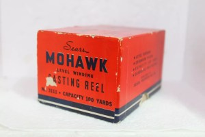 """Mohawk"""" Reel No. 312.3111 and No. 312.3600 by Bronson C"""