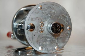 JC Higgins Reel Model No. 537.3103 by Bronson 3