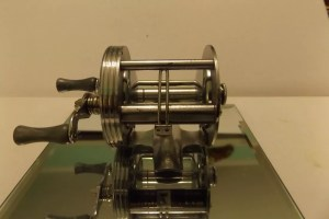JC Higgins Reel No. 312.3186 Bronson C