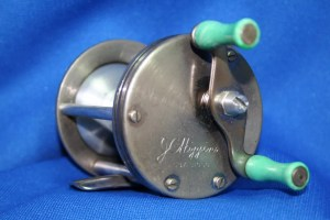 JC Higgins Reel No. 537.31050 by Bronson