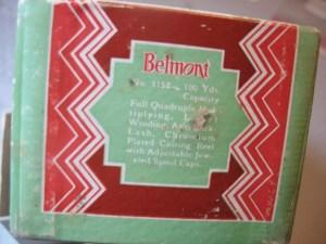 Bronson Belmont Reel 3152 D