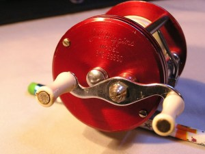 JC Higgins Reel No. 312.39650 by Bronson C