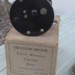 Meadow Brook Reel No.4100 /6 by Bronson H