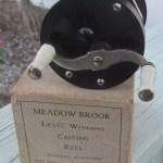 Meadow Brook Reel No.4100 /6 by Bronson G