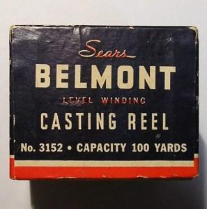 Bronson Belmont Reel 3152 F