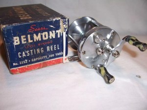 Bronson Belmont Reel 3152 I