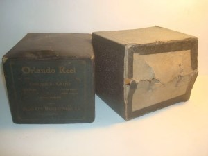 Ocean City Orlando No.106 Reel with Box
