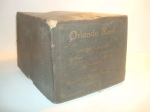 Ocean City Orlando No.106 Reel with Box D
