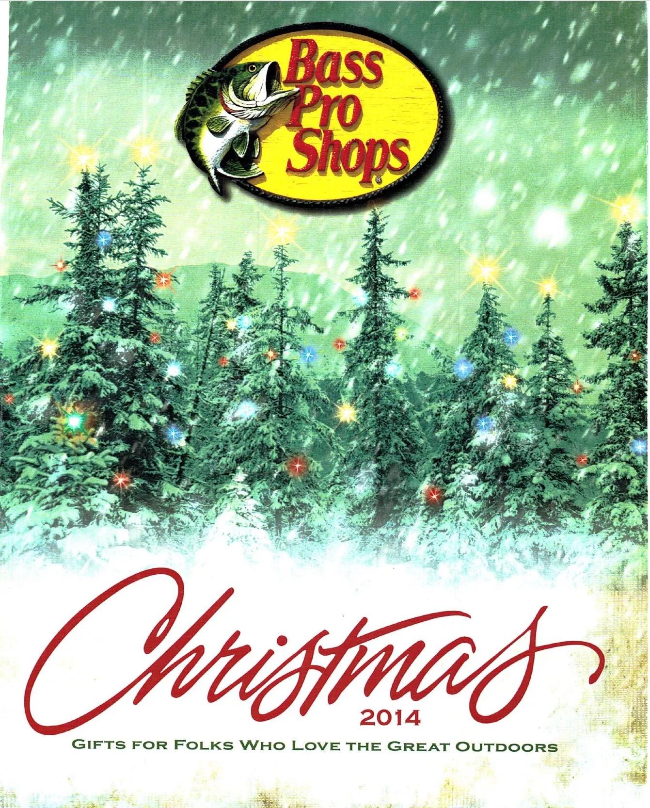 Bass Pro Shop Christmas Catalog 2014 – ORCA