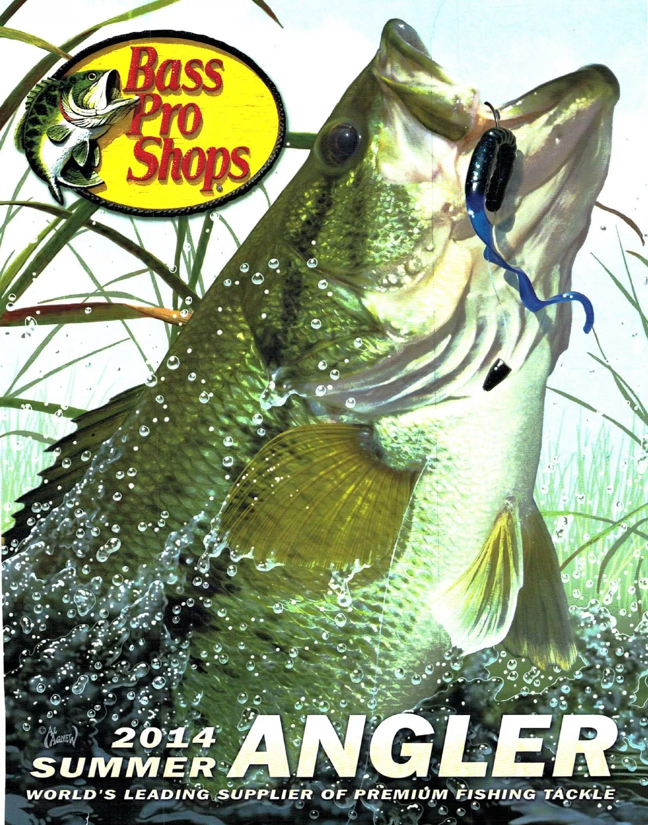 Bass Pro Shop Summer Angler Catalog 2014 – ORCA