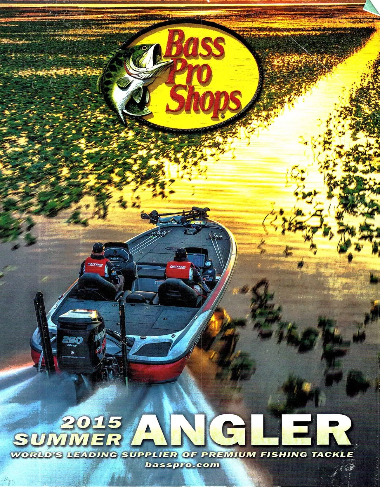 Bass Pro Shop Summer Angler Catalog 2015 – ORCA
